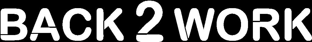 back2work logo