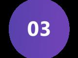 Steg tre icon